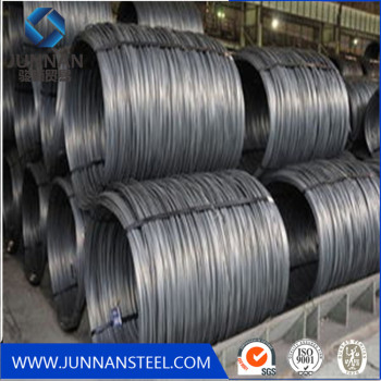 ASTM Standard Galvanized Steel Wire Rod Factory