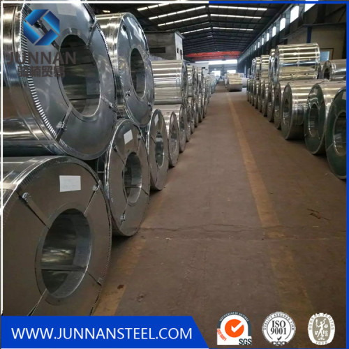Cold Rolled Zinc Coated Hot Dipped Galvanized Steel coil / GI coil