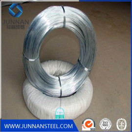 High quality zinc plating soft electro galvanized steel iron wire