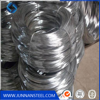Highly mechanized, advanced technology galvanized wire