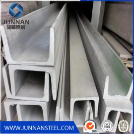 4.5-14.5mm Thickness Q235 U Profile Steel Channel