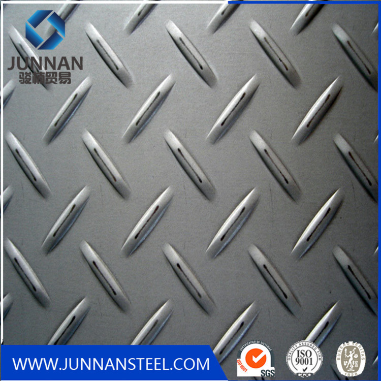 checkered steel plate s355