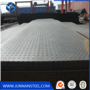 checkered floor steel metal checkered sheet s275jr