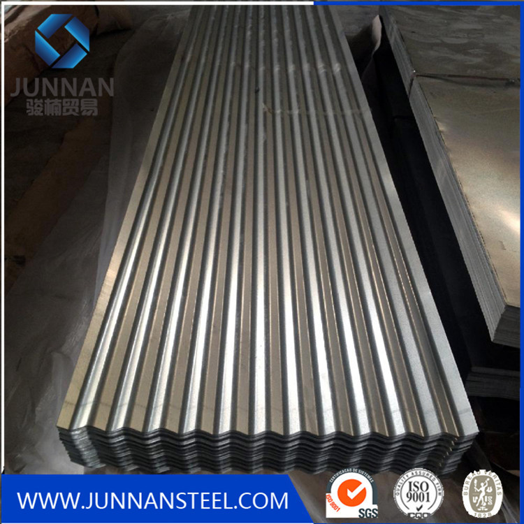 Galvanized Corrugated Steel Sheet Buy Corrugated Roofing