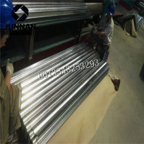 AluZinc Coated  Corrugated Roofing Sheet size