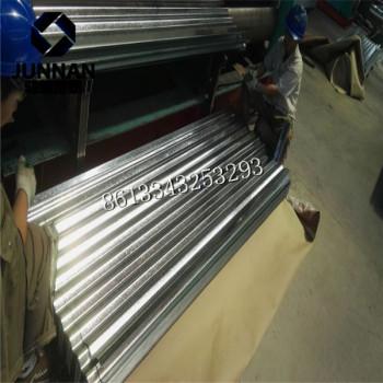 AluZinc Coated  Corrugated Roofing Sheet size
