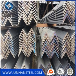 Construction structural mild steel Angle Iron Equal Angle Steel