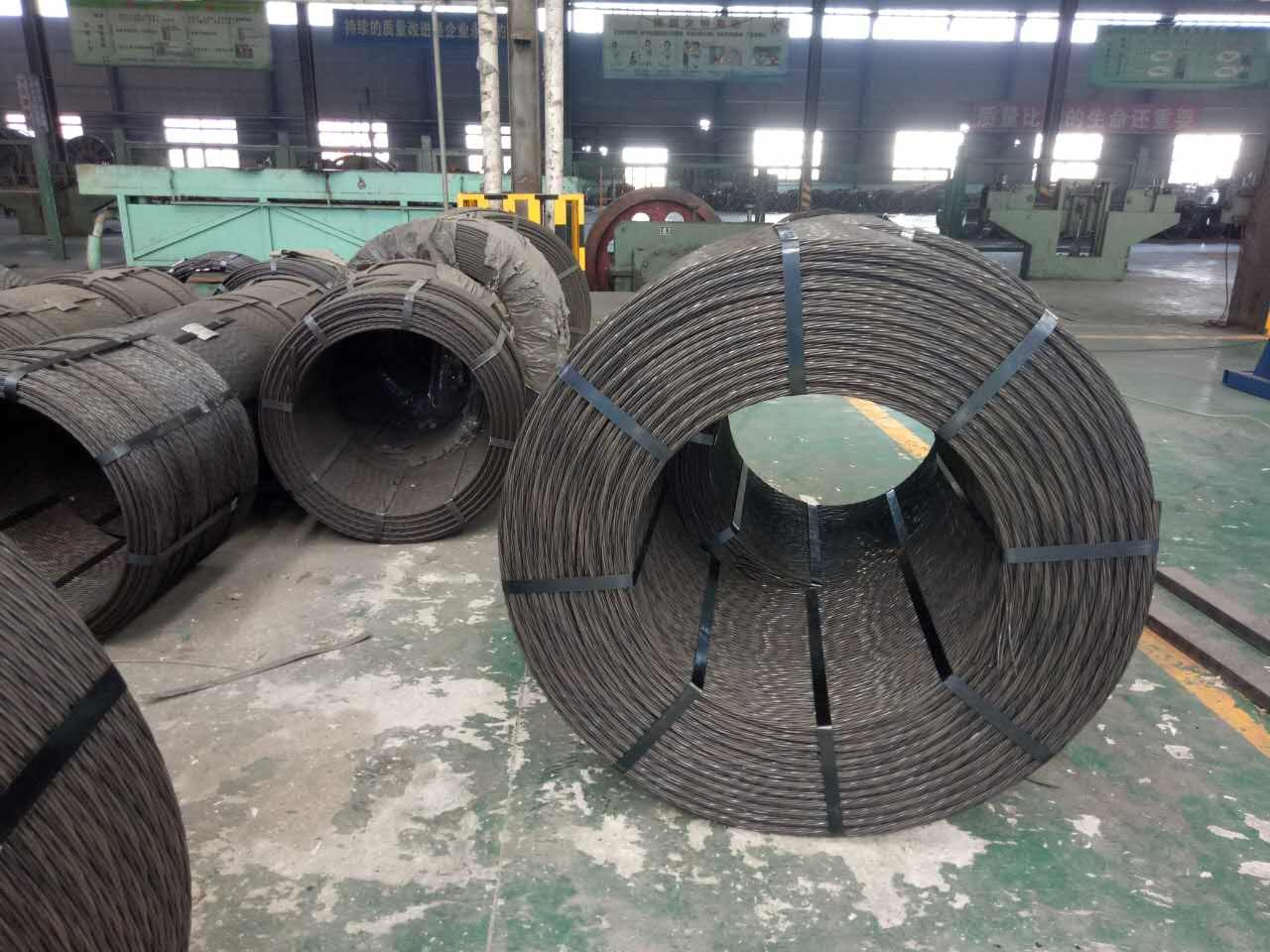 high quality concrete steel wire