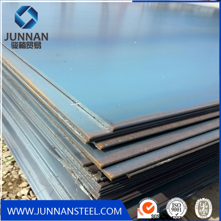 mild steel plate for road building