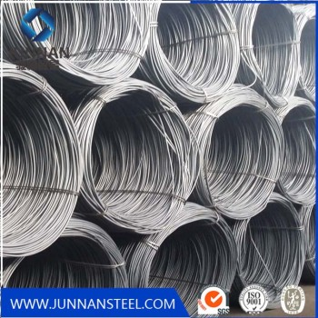 Hot rolled Steel Wire Rod in coils Q195 High Speed Wire Rod