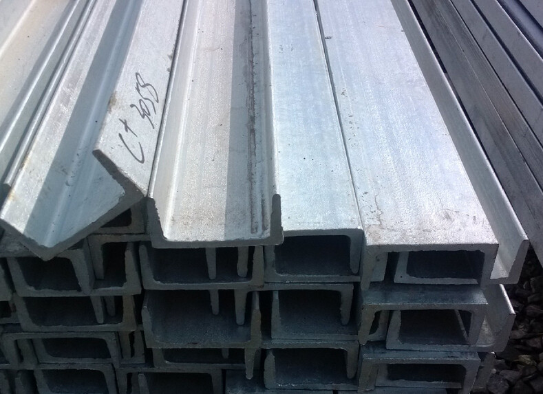 structural u steel channel