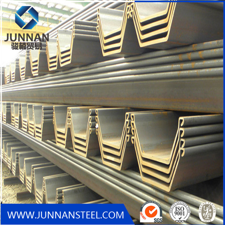 used steel sheet pile