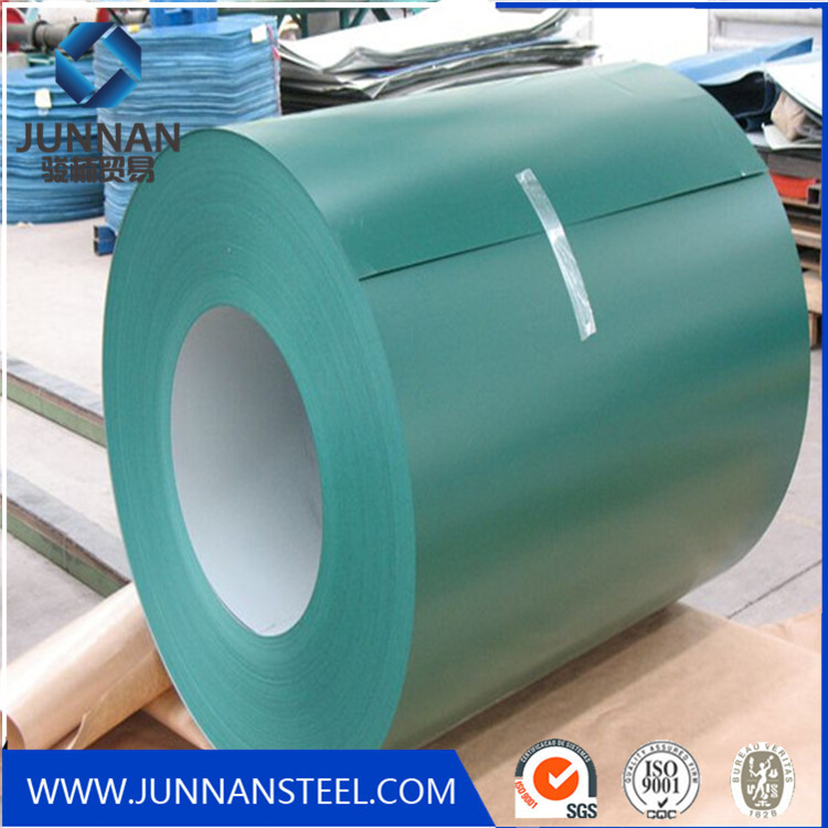 color coated steel coil for roofing sheets