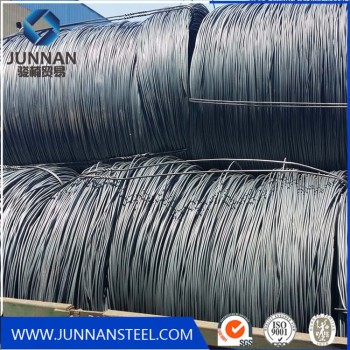 Mild Carbon Steel Wire Rod in Coils Manufacturer