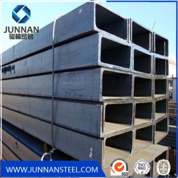 A36/SS400/Q235/JIS Standard c channel steel/u channel