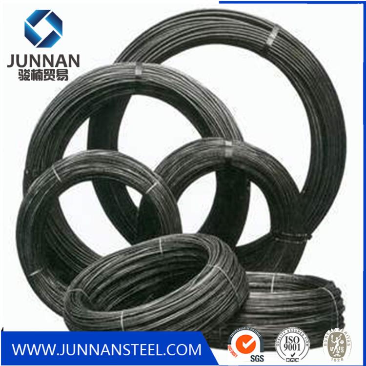 black steel wire