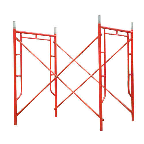 walk through frame scaffolding