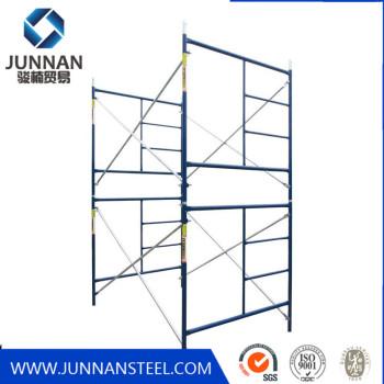 Wholesale easy install H frame catwalk aluminum mobile scaffolding