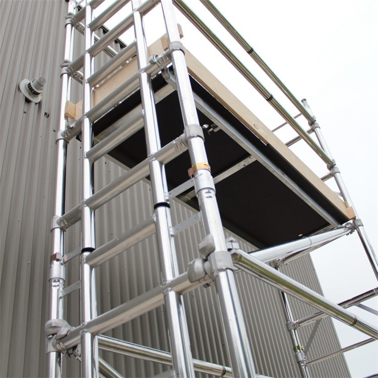 used aluminum scaffold