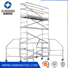 Frame scaffolding painted H frame scaffolding