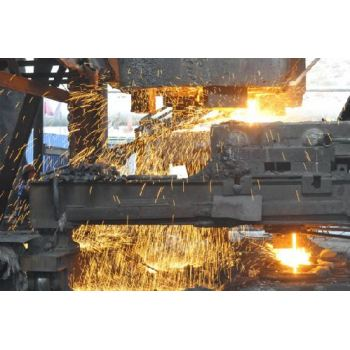 The steel industry still plays an important role in the world economy