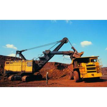 The average price of imported iron ore in China in June was US$97.5/ton