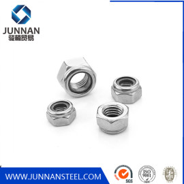 Factory direct stainless steel/Carbon steel hex nuts din934 m2 m4 m6 m8 m10 m12