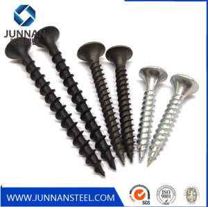 China Wholesale Self Tapping Chipboard Screw C1022 Yellow Zinc Plated Chipboard Screw