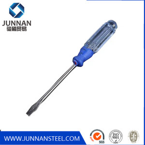 PROFESSIONAL DOUBLE HEAD PHILLIPS FLAT SCREWDRIVER DUAL USE SCREW DRIVER FOR PROMOTION