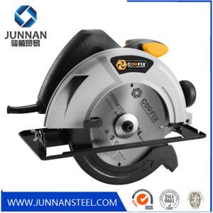 Line electric cordless circular saw