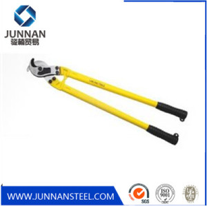 Competitive Price Satin chrome plated electric cable cutter tools