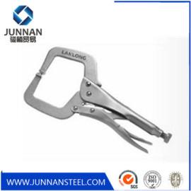 Fix Plier Locator C Clamp weld Clip Woodwork Grip Vise Lock Jaw Alloy Steel Hand tool