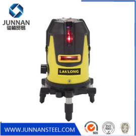 360 5 lines green bean floor automatic rotari cross laser level