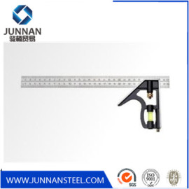 300mm Aluminium Seat Combination Try Square Combo Ruler
