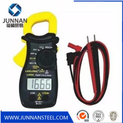 Digital clamp meter digital multimeter