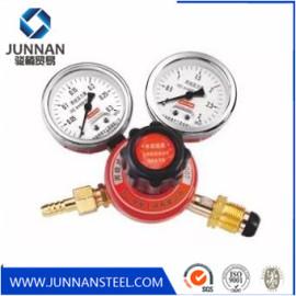 GS-2006-04 Propane outerthread gas pressure gauges regulating for welding equipment flow regulators