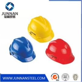 Standard abs shell construction safty work helmet blue hard hat
