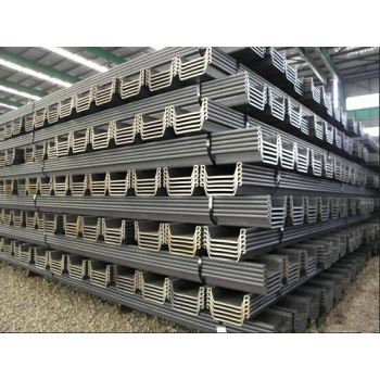 How much is a ton of steel sheet piles ?