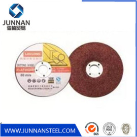 Stainless steel surface soft grinding wheels