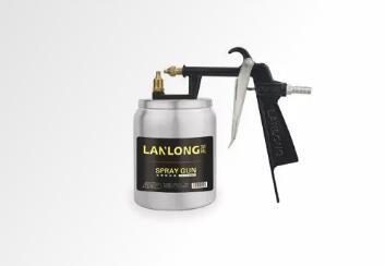 Spray Gun Painting, Hand Paint Spray Gun