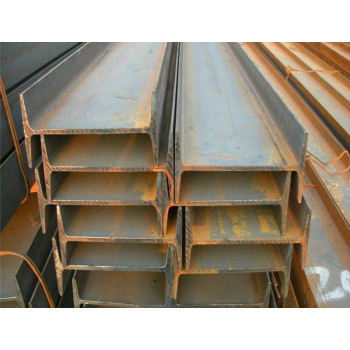 WHAT IS THE WELDING AND CUTTING PROCESS FOR I BEAM ?
