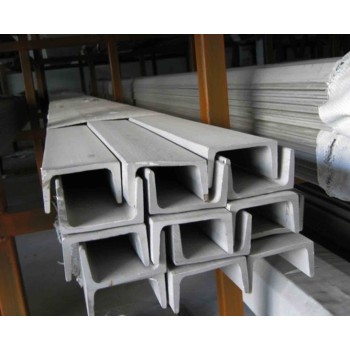 What are the relevant specifications of imported channel steel ?