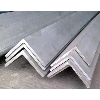 What are the main characteristics of angle steel?