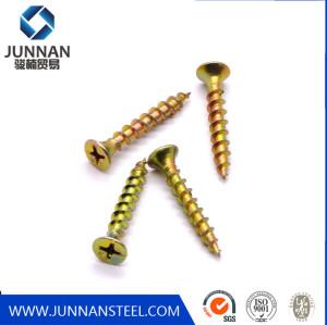 fine thread gray phosphate #6*19 drywall screw with drill bit inch gypsum board self drilling metal screws