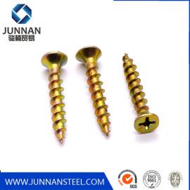 golden color drywall screws grey phosphorus gpysum board hot dipped galvanized drywall screw self-tapping screws needle point