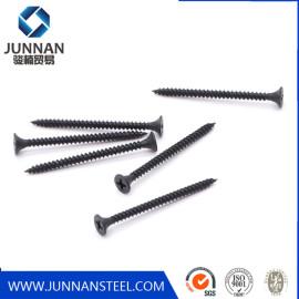 grey color drywall screws gypsum bugle head self tapping screw flat head self drilling wood screw