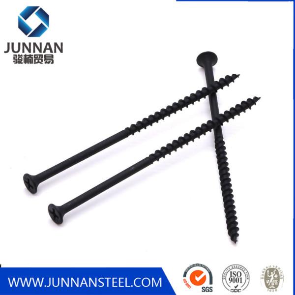 3.5x25mm big head self-drilling drywall screws white zinc plated dry wall screw black 6x25 3 1/2 phosphated screw