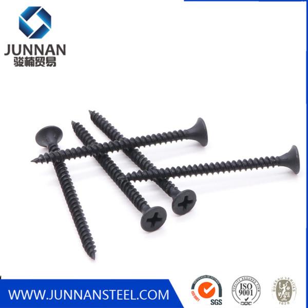 small wood fine thread drywall screw round head self drilling screw
