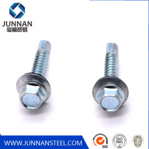 High Quality DIN7504 Pan Wafer Head Self Drilling Screw
