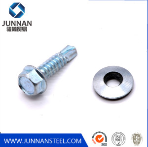High Quality Stainless Steel Flat Phillips Head Self Drilling Screw